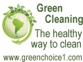 Green Cleaning - The Healthy Way to Clean your Place!