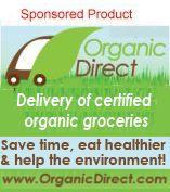 delivery of certified organic groceries