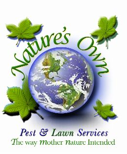 100% Natural Pest Control $50.00 First Service Special Nature's Own Pest & Lawn Services 1-877-90-GO